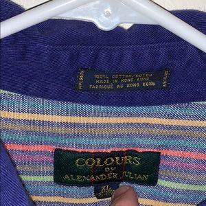 Colours Shirts - Vintage Men's Multicolored shirt